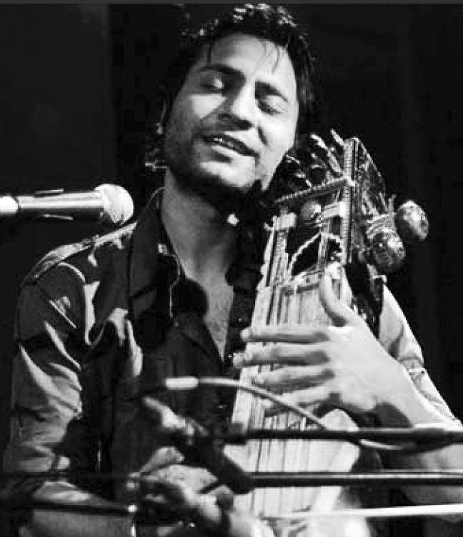 Sabir Khan - sarangi
