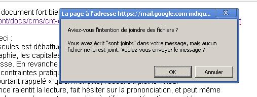 Gmail lit notre courrier