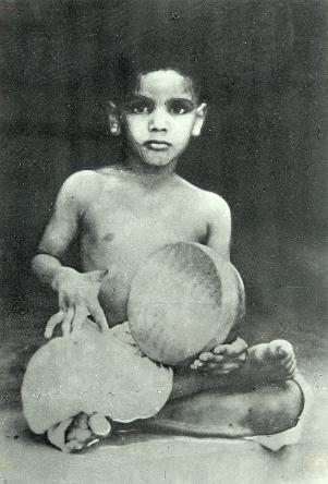 U.K. Sivaraman in 1938