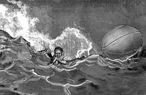 L'eau du bain - Collage - Denis Meyer